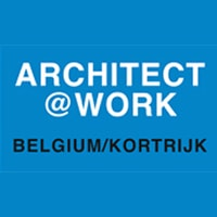 logo architect@work courtrai s