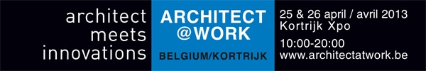 logo architect@work courtrai
