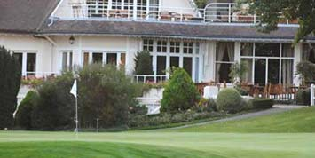 Country Club du golf deSaint Cloud