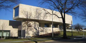 Du Massangis au Katzen Arts Center Washington