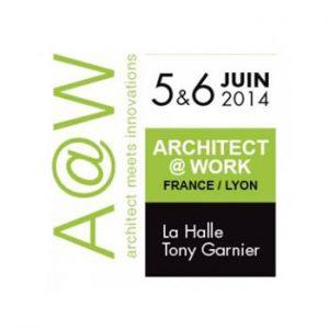 logo architect@work lyon 1