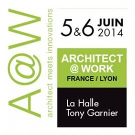 logo architect@work lyon