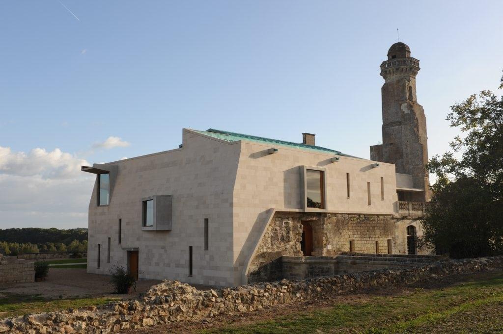Musee PRESSIGNY TUFFEAU HOGE architectes 03