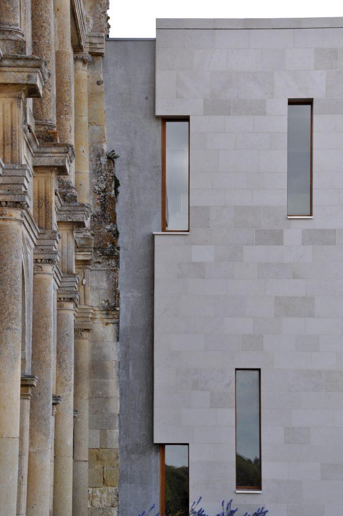 Musee PRESSIGNY TUFFEAU HOGE architectes 06