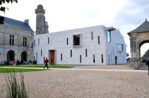 Musee PRESSIGNY TUFFEAU HOGE architectes 07