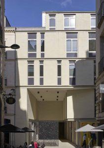 passage pommeraye nantes tuffeau blanc architecte platform photographe chalmeau 1