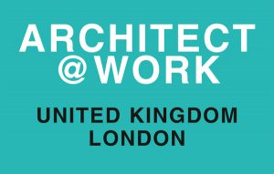 architect at work london december 2016