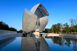 Fondation Vuitton rocherons dore 4