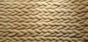 relief 3D maille pierre naturelle