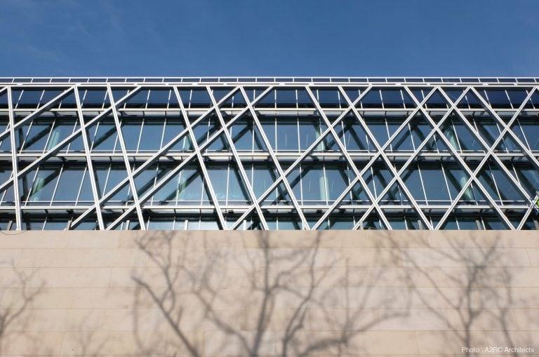 00 AXA HQ Belgique pierre de Massangis cA2RCARCHITECTS
