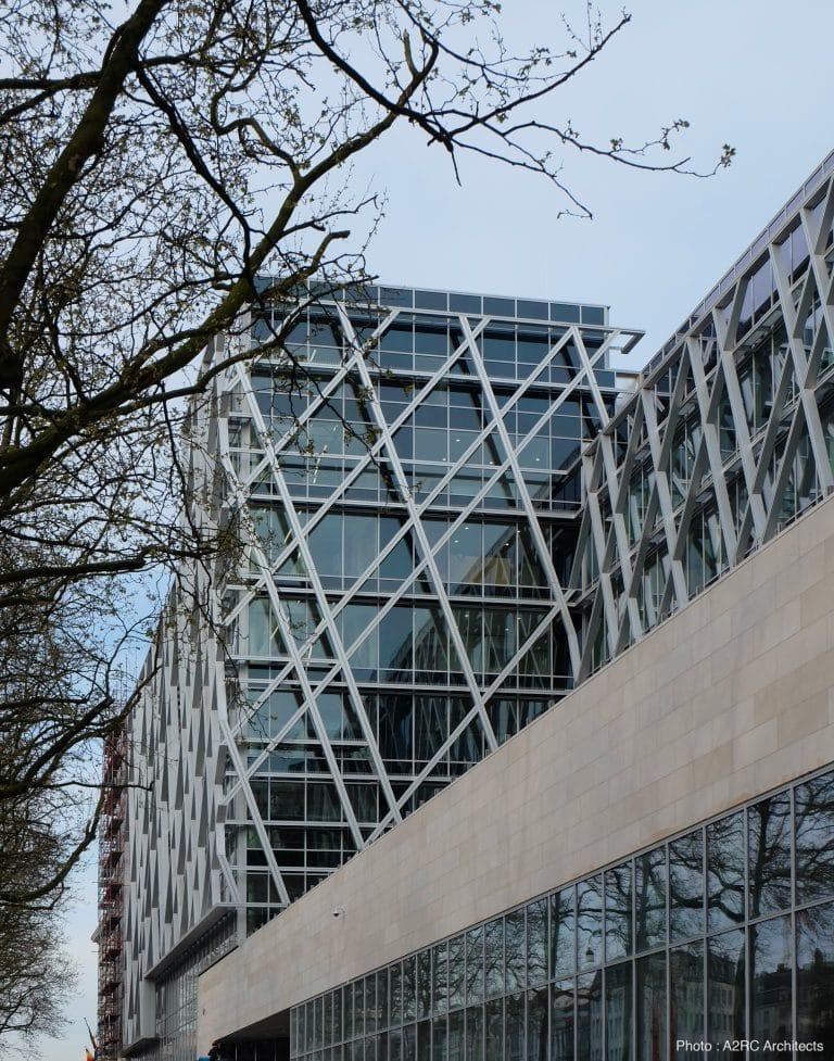 02 AXA HQ Belgique pierre de Massangis cA2RCARCHITECTS