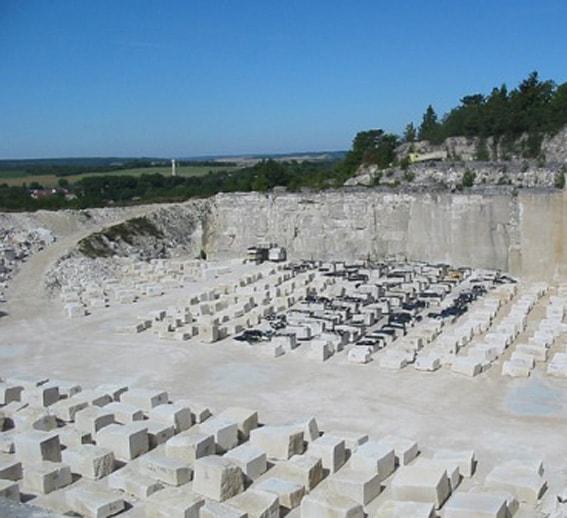 blocs pierre de saintnicolas cROCAMAT
