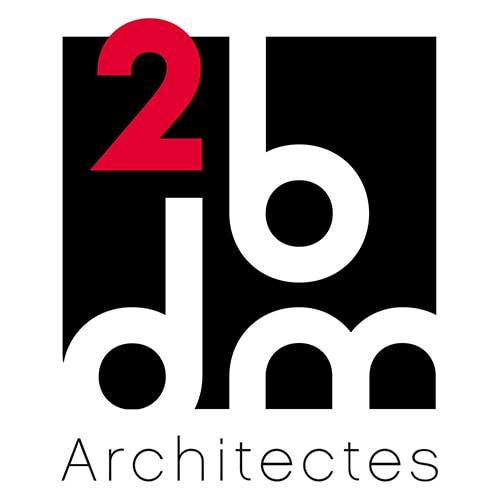 logo 2BDMarchitectes