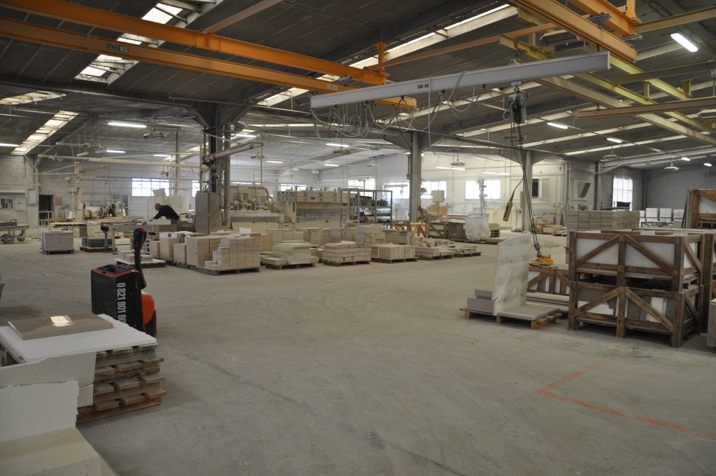 usine ravieres ROCAMAT 7