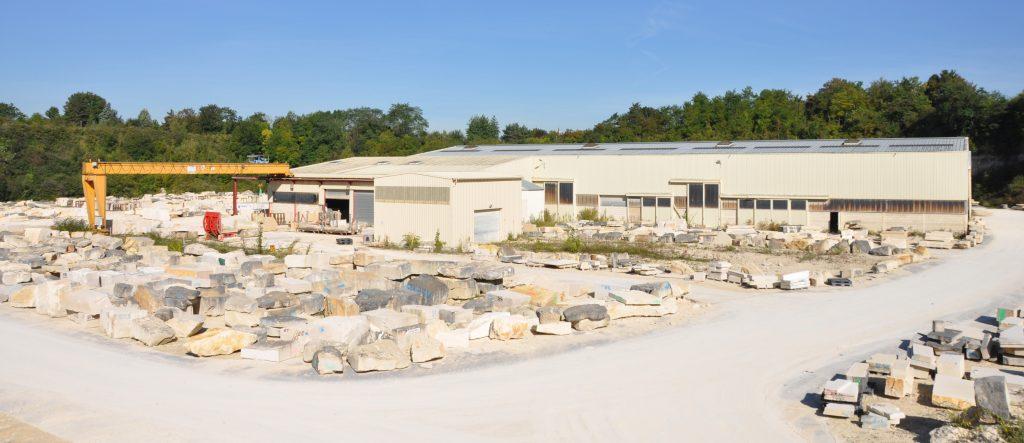 usine saint maximin ROCAMAT 1