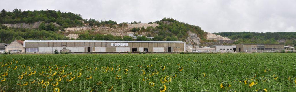 usine site transformation pierre ravieres 2020 ROCAMAT cover