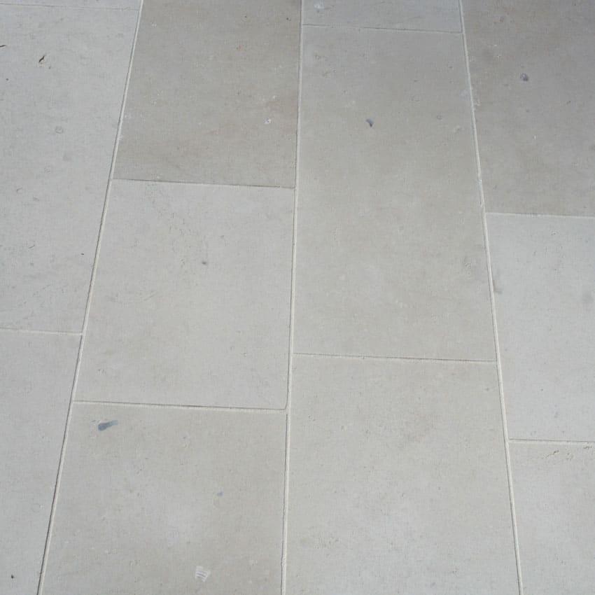 DBS8502010C dallage en bandes massangis beige clair rocamat