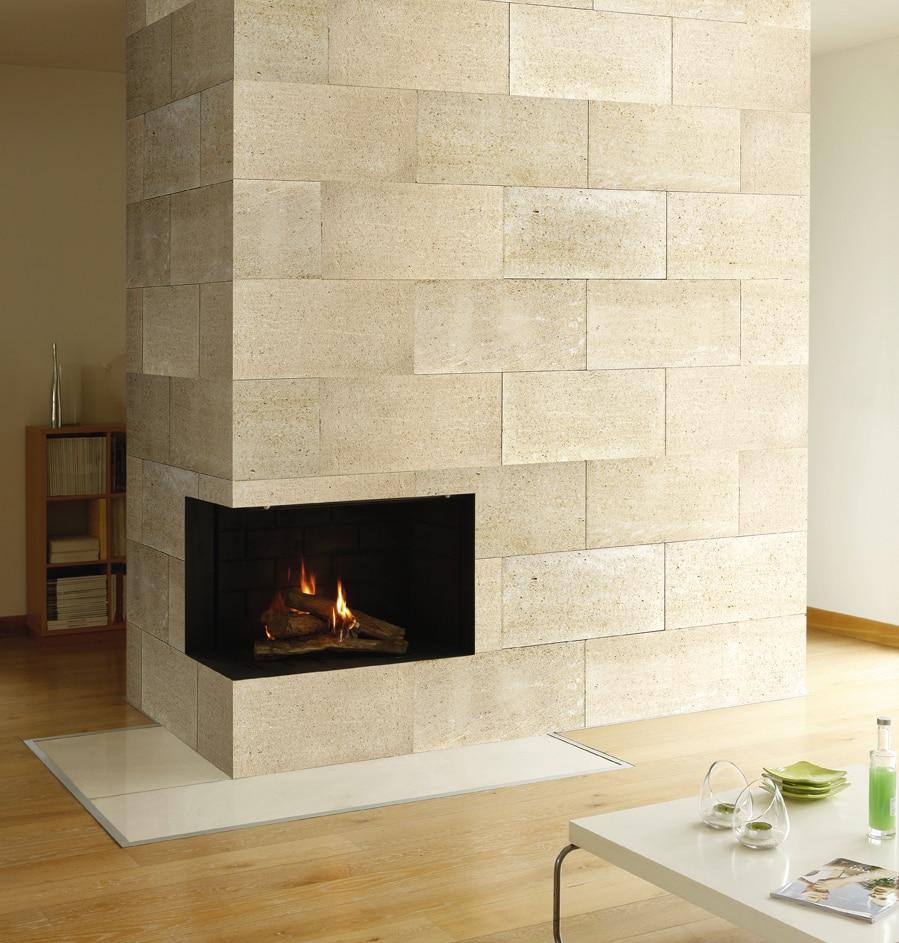 LC07D020250 Module Cognac Revetements muraux a coller cheminee rocamat