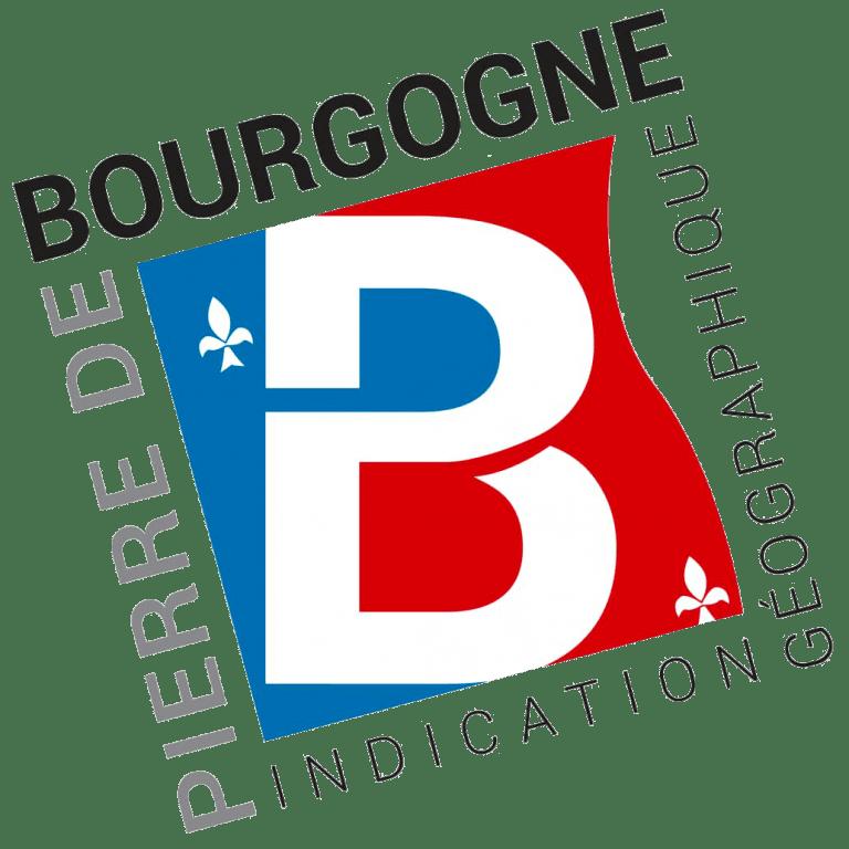 logo indication geographique pierre de bourgogne transparent