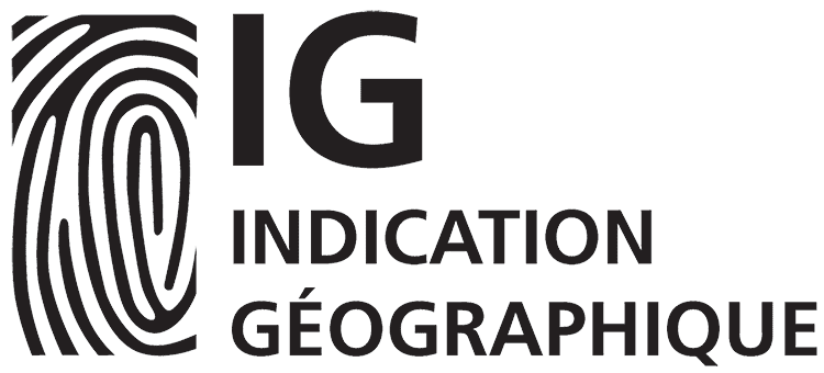 logo ig indication geographique transaprent