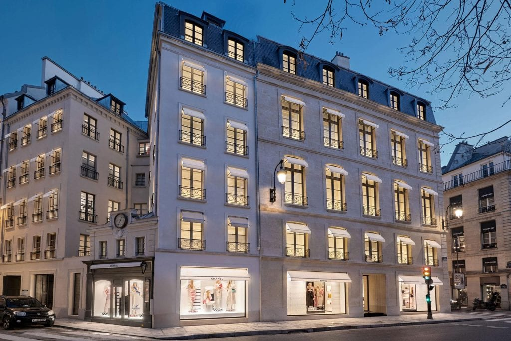 000 la nouvelle boutique chanel au 19 rue cambon photo 13