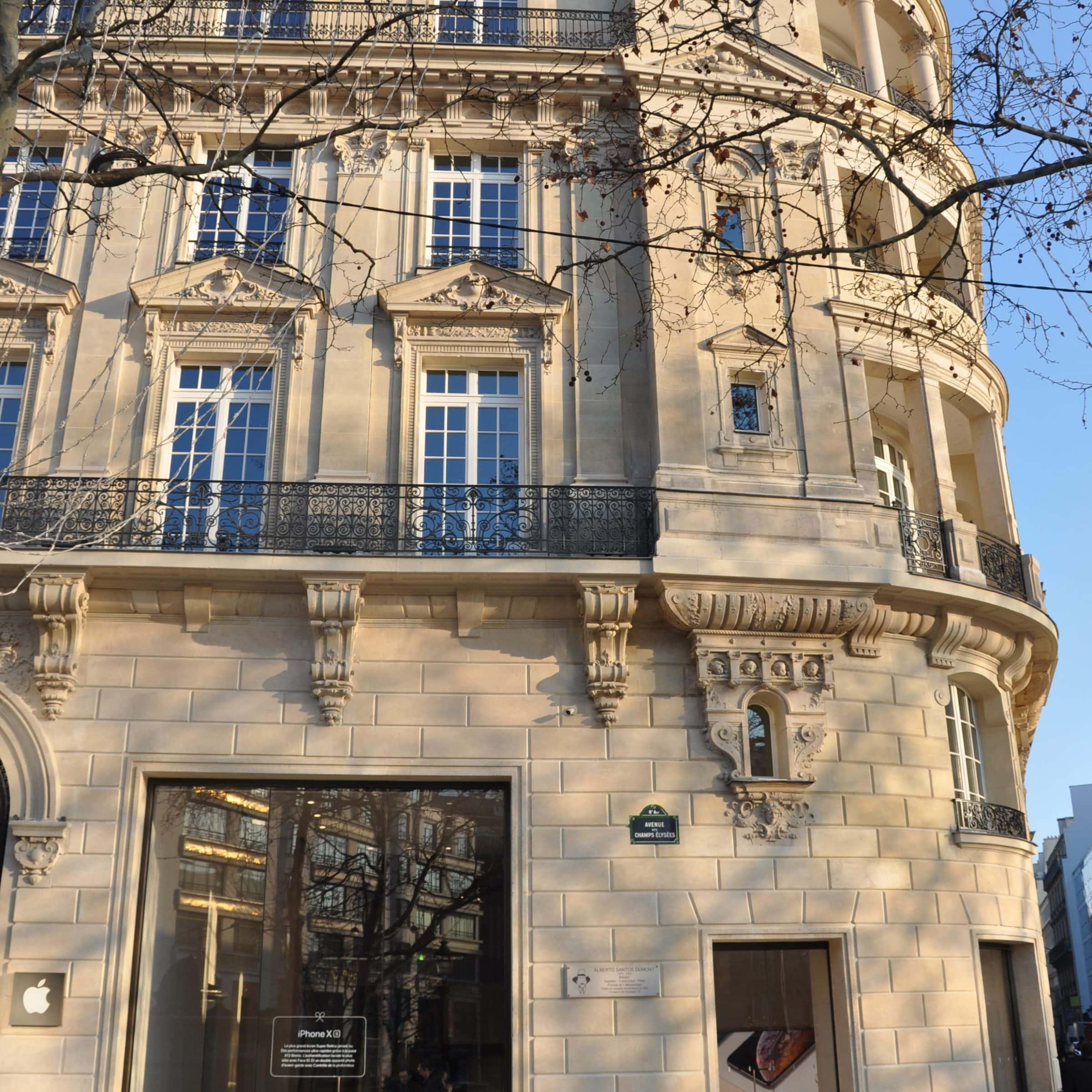 ROCAMAT Apple Champs Elysées 20 square scaled