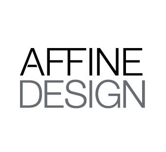 logo affine design