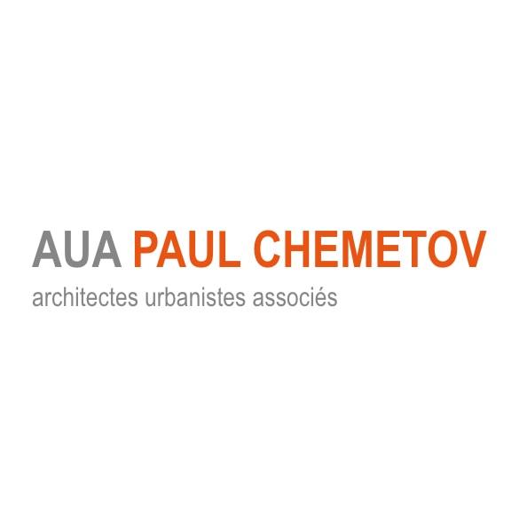 logo aua paul chemetov architectes
