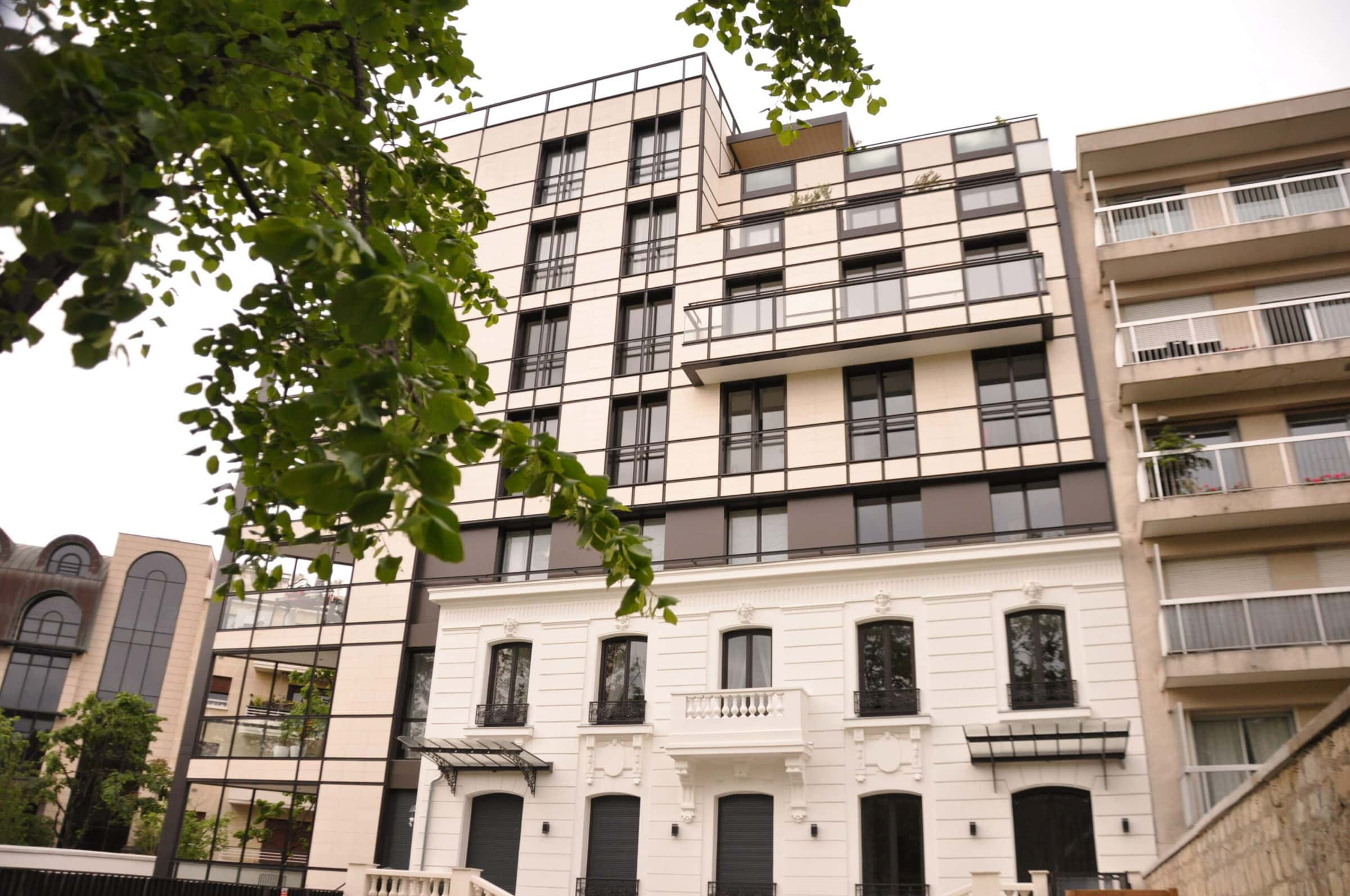 ROCAMAT Immeuble Rouvray Neuilly pierre de Tervoux arch Wilmotte 15 scaled